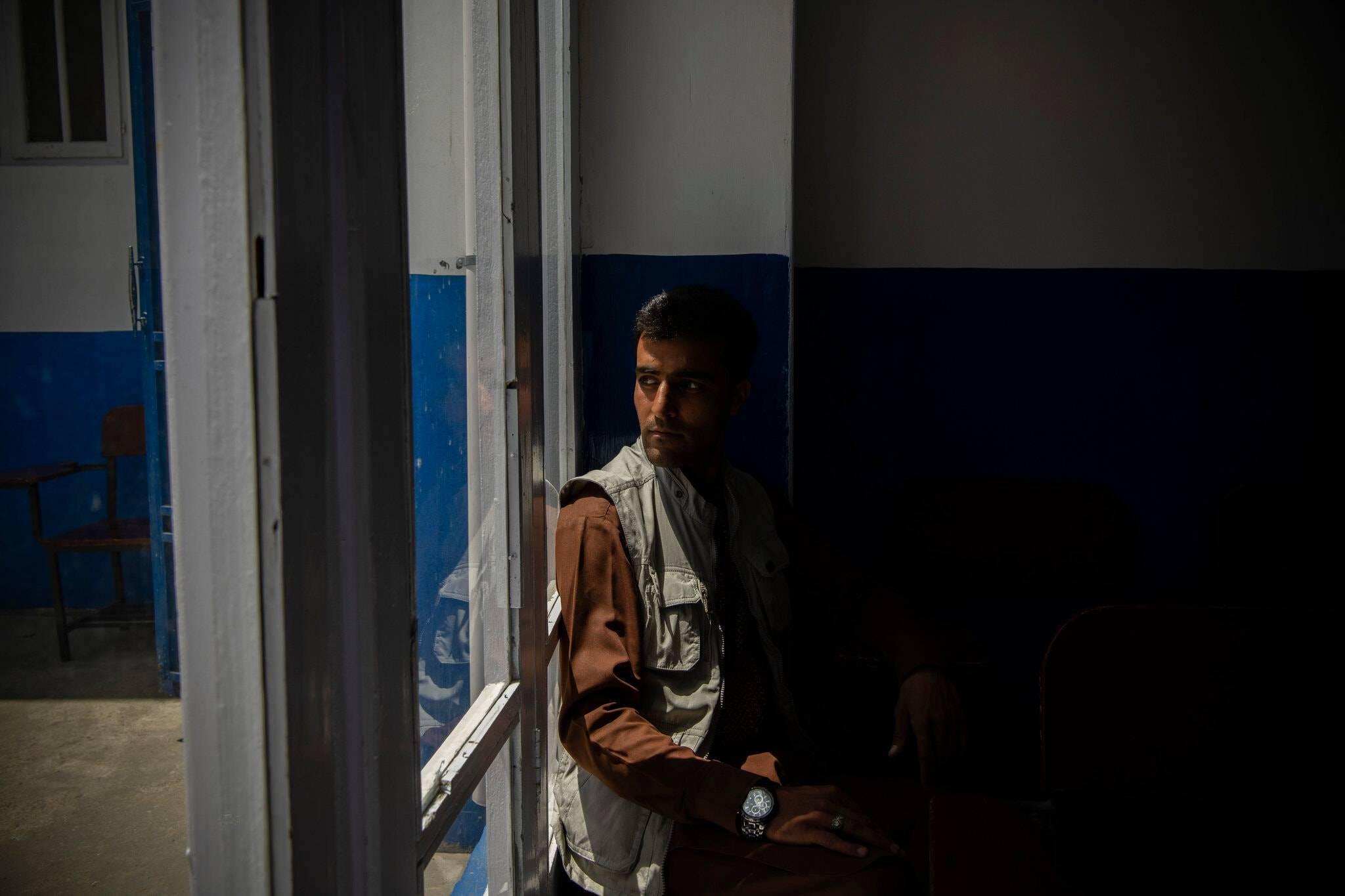 曾给美军做翻译的阿富汗人慌了:所有人都知道我曾为他们卖命