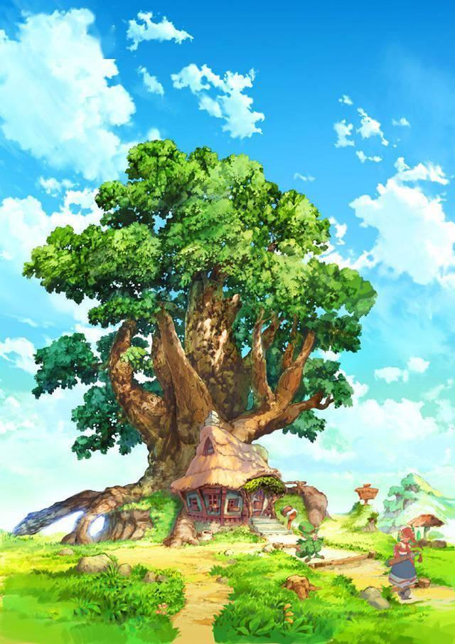 《圣剑传说》系列30周年首次动画化 《圣剑传说 玛娜传奇》宣布制作TV动画