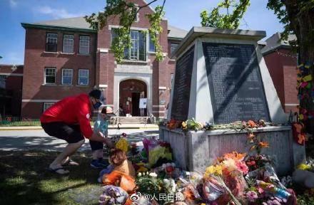 400具以上!加拿大一寄宿学校再现200个儿童墓穴-家庭网