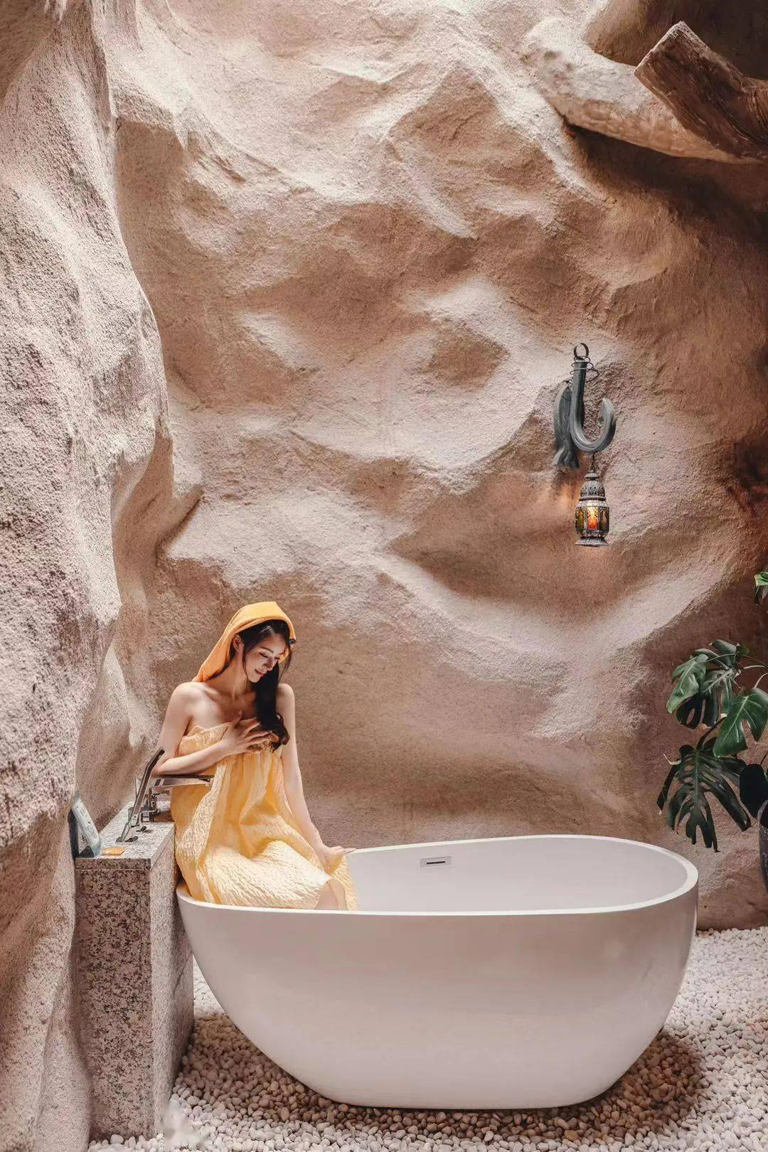 20min达迪士尼!魔都首家野奢洞穴酒店 住花园房包接送 度假遛娃亲子首选!-家庭网