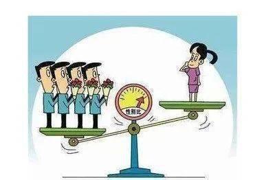 公安县常住人口747134人,男女比例是...