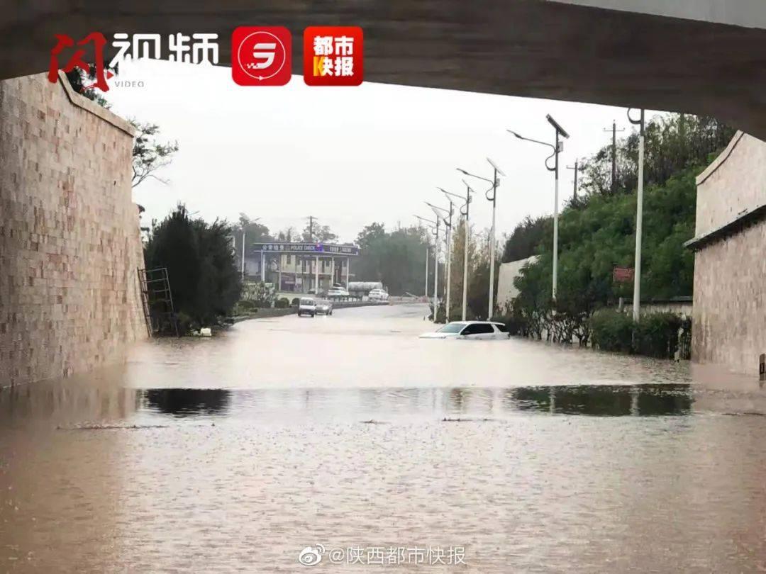 道路被淹、车辆涉水!未来几天还下雨吗?