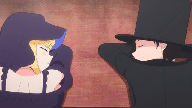 「死神少爷与黑女仆」OP主题曲完整版动画MV公开插图(1)