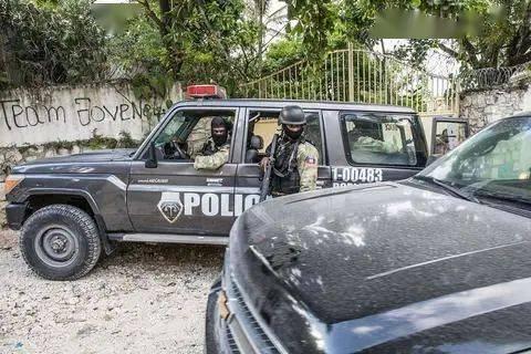 海地警方:3名警察涉总统刺杀案被捕,警方内部早被渗透