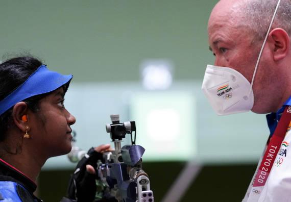 东京奥运会 印度射击名宿:印度队有望夺得至少两枚奖牌