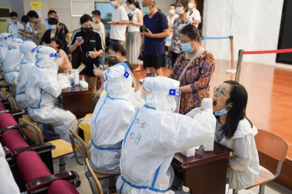 7月29日南京疫情最新数据公布:南京新增本土确诊18例