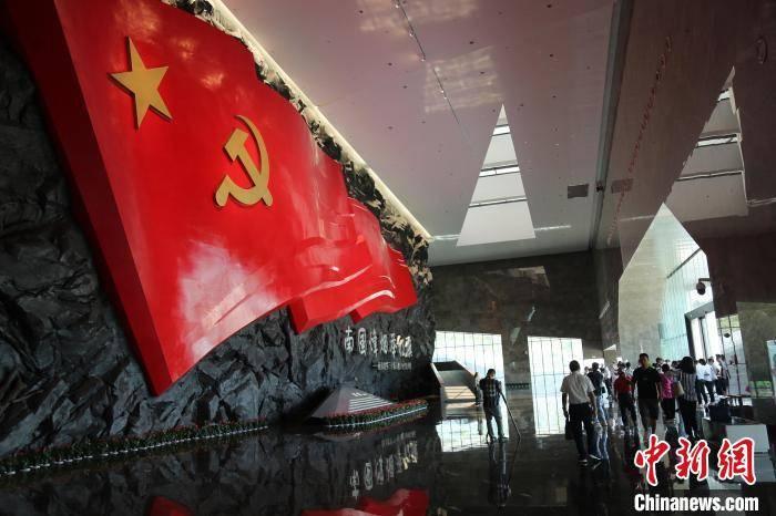 南方|南方红军三年游击战争纪念馆开馆 集中展示多件文物原件