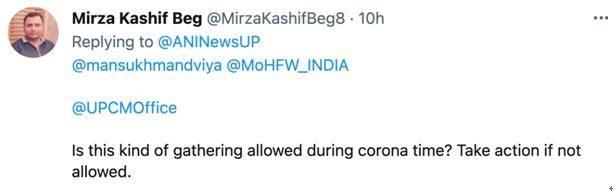 """场面惊人!大量印度教徒无视疫情聚集恒河,还说""""有神的祝福,新冠病毒不会出现"""""""
