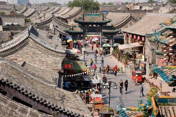 注意!8月11日起,平遥古城仅开放下西门、迎薰门为游客通道