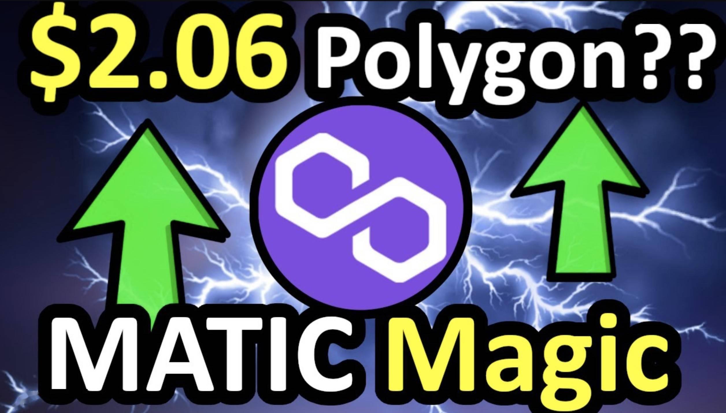 Polygon (MATIC) 生态被低估,现应接近3美元  第2张 Polygon (MATIC) 生态被低估,现应接近3美元 币圈信息