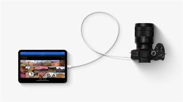 iPad mini第六代发布:8.3寸史上最小、A15处理器的照片 - 12