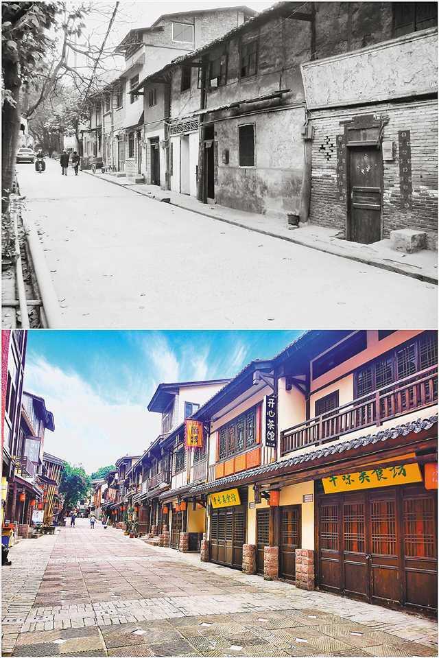 """重庆老旧社区讲述""""光阴的故事"""""""