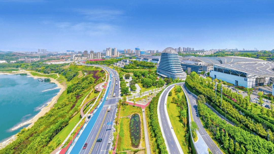 全市第一!两江新区绿色贷款余额1115.33亿元