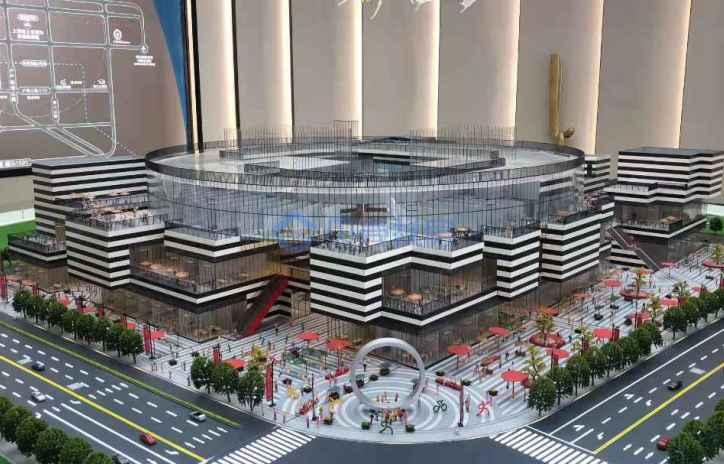上海浦东——新环广场楼盘详情!在售面积、房源动态!