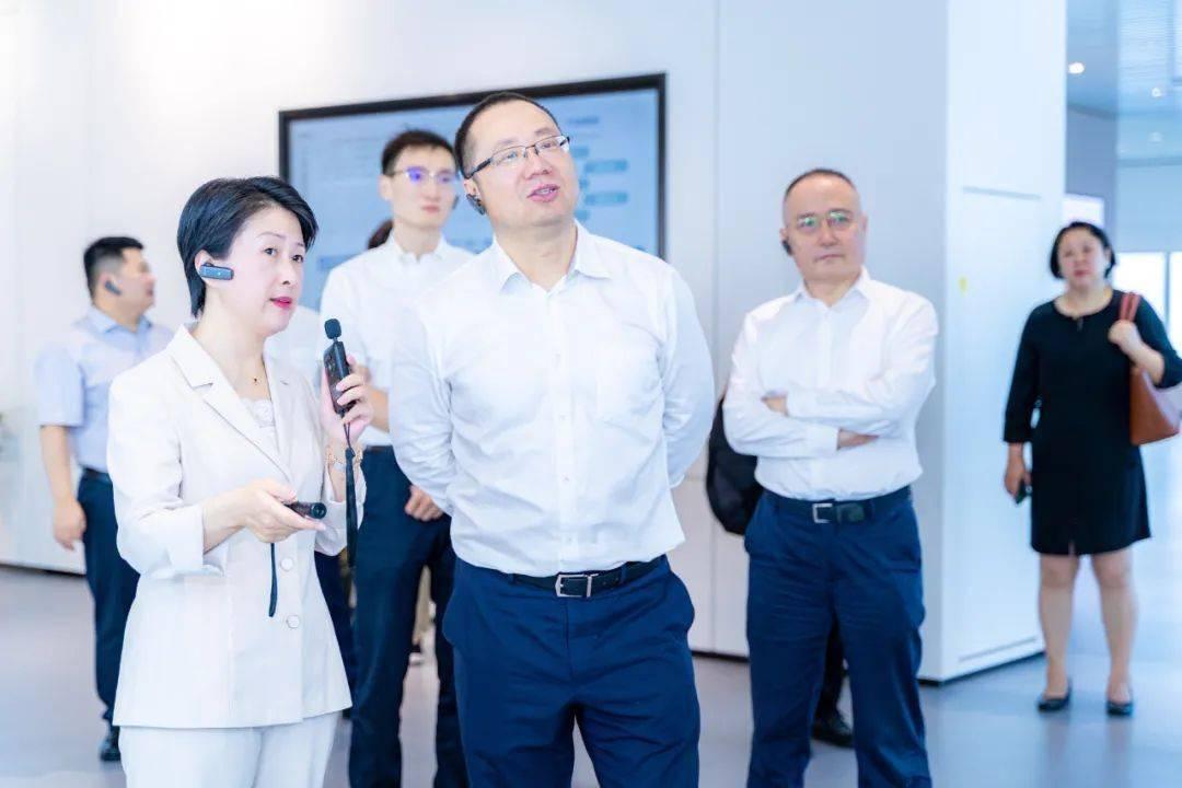 中国节能环保集团有限公司党委副书记、董事李有荣来相城调研