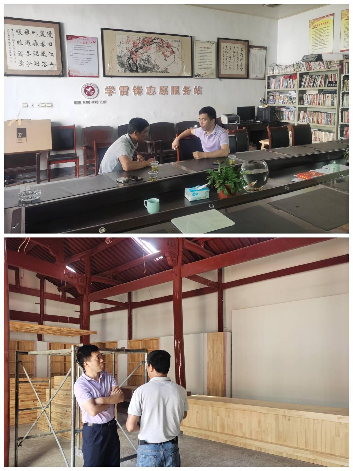 梅江镇推进省级农家乐集聚村创建