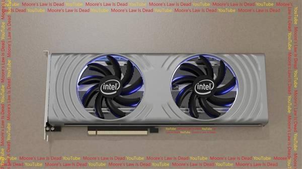 Intel游戏显卡渲染图公布:明年二季度发布