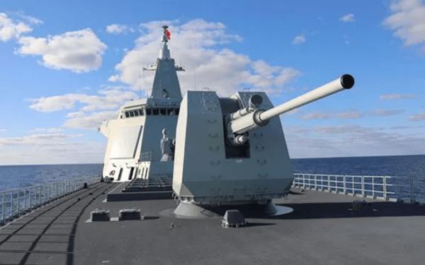 """中俄""""海上联合-2021""""联合军事演习正式开始"""