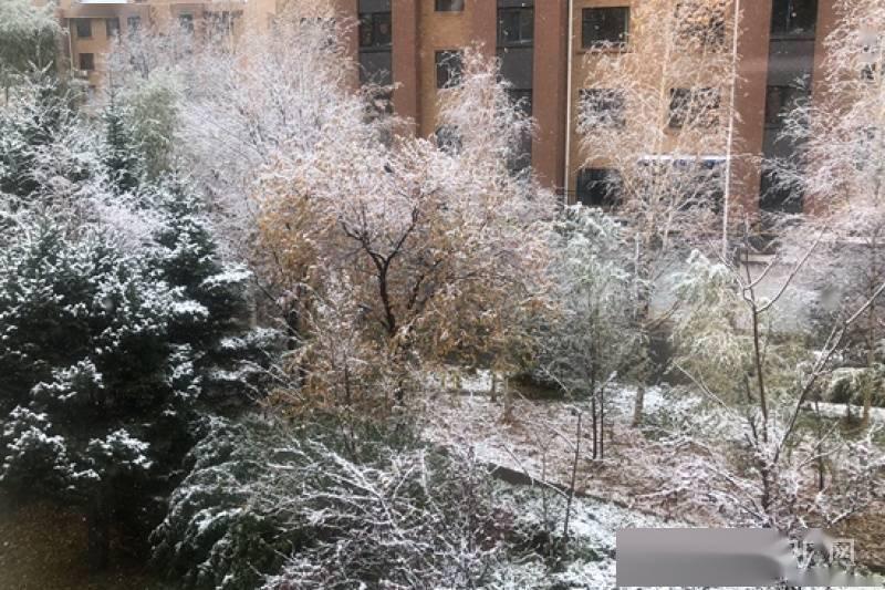多个预警齐发 吉林省多地即将迎来雨雪天气