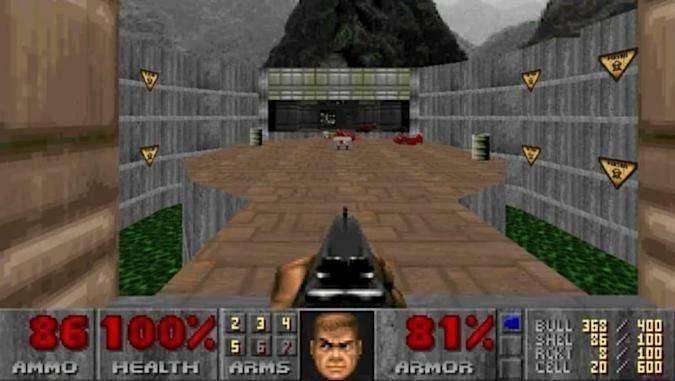 万物皆可玩《Doom》现已可通过推特进行游戏