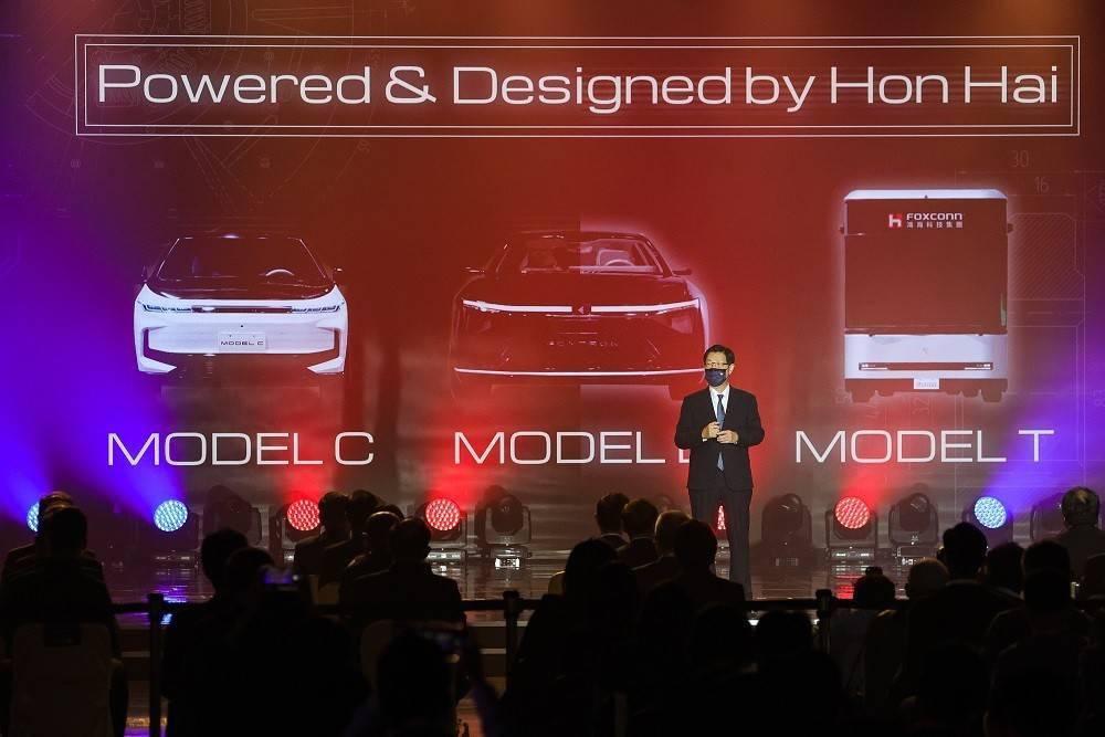 动点汽车详解:富士康纯电动汽车品牌 Foxtron 的三款新车型
